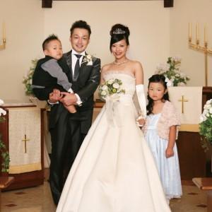 軽井沢家族婚